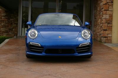 Used 2015 Porsche 911 Turbo S