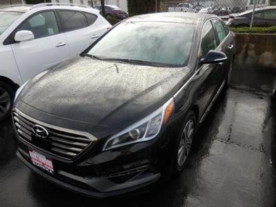 New 2016 Hyundai Sonata Limited