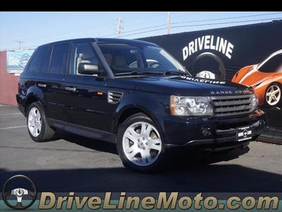 Used 2006 Land Rover Range Rover Sport HSE