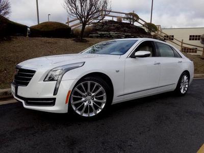 New 2017 Cadillac CT6 3.6L Standard
