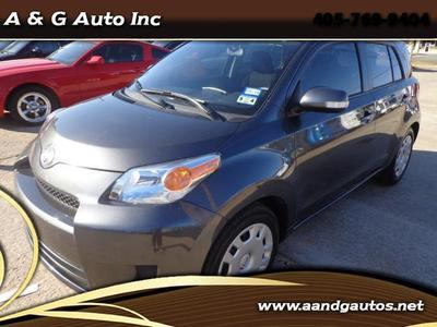 Used 2012 Scion xD 4-SPD