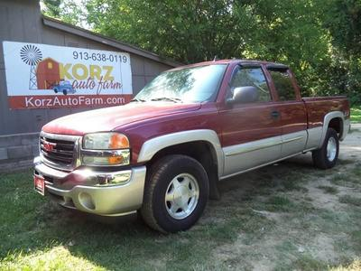 Used 2006 GMC Sierra 1500 SLE