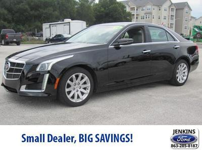 Used 2014 Cadillac CTS 2.0L Turbo