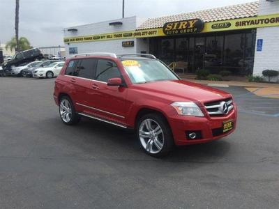 Used 2012 Mercedes-Benz GLK350