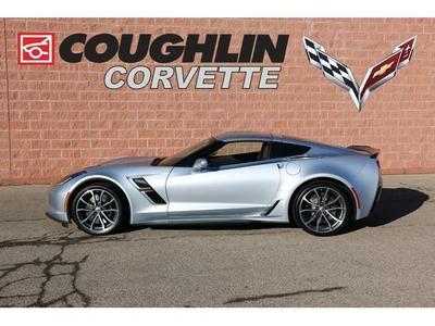 New 2017 Chevrolet Corvette Grand Sport