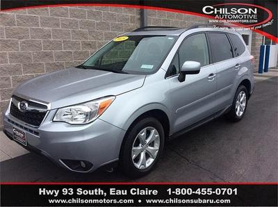 Certified 2015 Subaru Forester 2.5i Limited