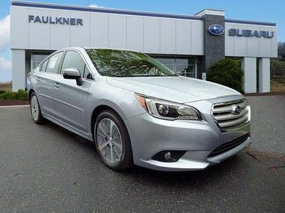 New 2017 Subaru Legacy Limited