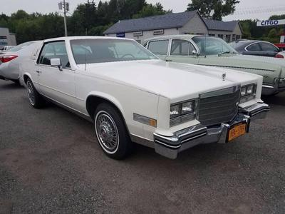 Used 1985 Cadillac Eldorado Base