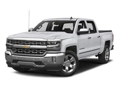 New 2017 Chevrolet Silverado 1500 1LZ