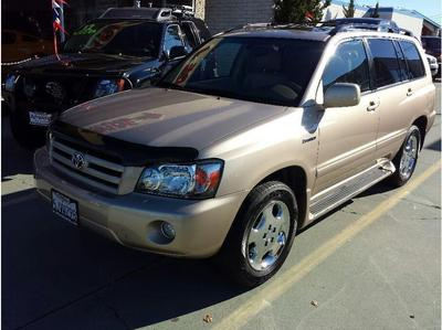 Used 2004 Toyota Highlander Limited