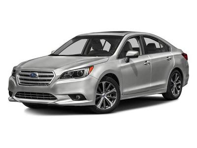 New 2016 Subaru Legacy 2.5i Limited