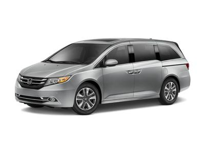 New 2017 Honda Odyssey Touring Elite