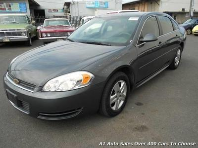 Used 2011 Chevrolet Impala LS Fleet
