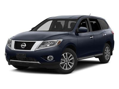 Used 2014 Nissan Pathfinder Platinum