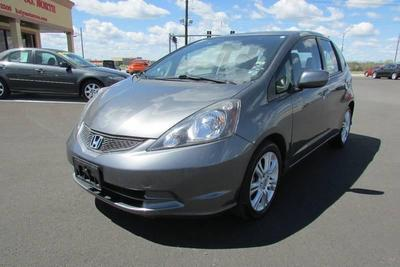 Used 2012 Honda Fit Base