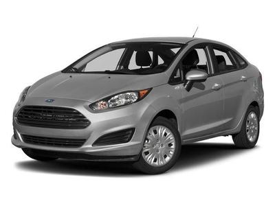New 2017 Ford Fiesta S