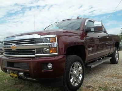 Used 2016 Chevrolet Silverado 2500 High Country