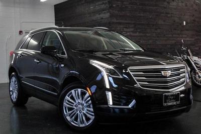 New 2017 Cadillac XT5 Premium Luxury