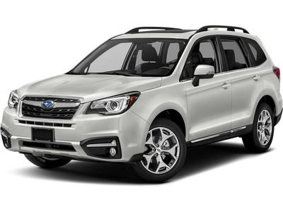 New 2017 Subaru Forester 2.5i Touring