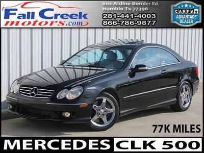 Used 2003 Mercedes-Benz CLK500