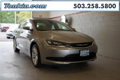 New 2016 Chrysler 200 LX