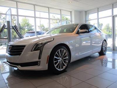 New 2016 Cadillac CT6 2.0L Turbo Luxury
