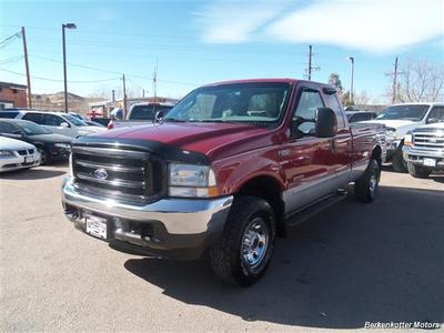 Used 2003 Ford F-250 Super Duty