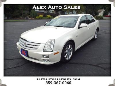 Used 2005 Cadillac STS V8