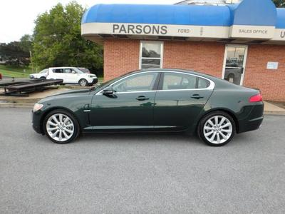 Used 2011 Jaguar XF Premium