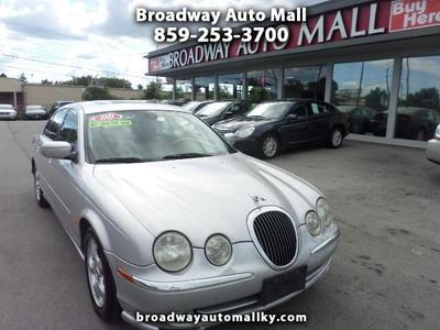 2000 Jaguar S-Type 3.0