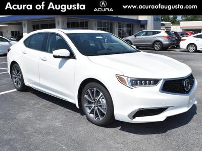 New 2018 Acura TLX V6 w/Technology Package