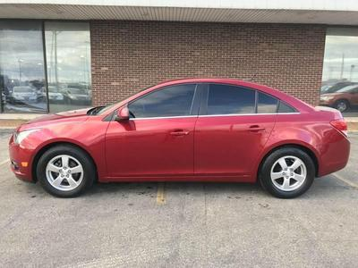 Used 2012 Chevrolet Cruze 1LT