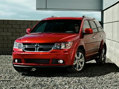 Certified 2016 Dodge Journey SXT
