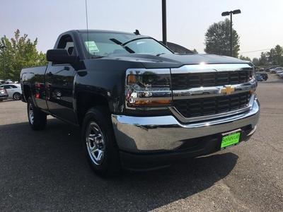 New 2018 Chevrolet Silverado 1500 LS