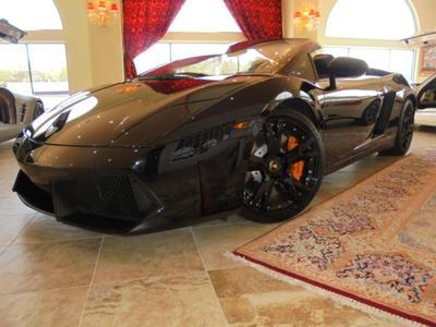 Used 2012 Lamborghini Gallardo LP560-4 Spyder