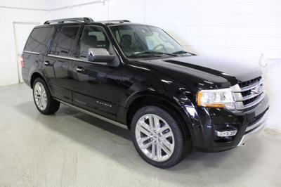 New 2016 Ford Expedition Platinum