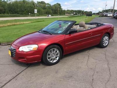Used 2005 Chrysler Sebring Limited