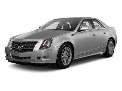 Used 2013 Cadillac CTS Luxury