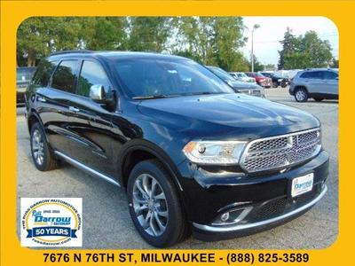 New 2017 Dodge Durango Citadel