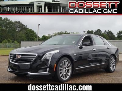 New 2018 Cadillac CT6 3.6L Premium Luxury