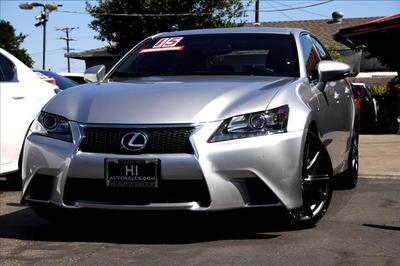 Used 2015 Lexus GS 350 F Sport