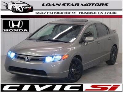 Used 2007 Honda Civic Si