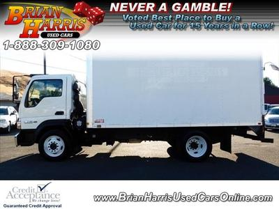 Used 2009 Ford CAB OVER CUBEDELIVERY