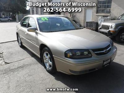 Used 2004 Chevrolet Impala LS