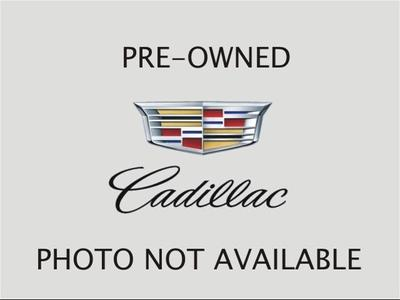 Certified 2016 Cadillac SRX Performance Collection
