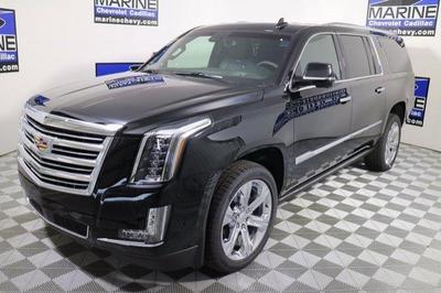 New 2017 Cadillac Escalade ESV ESV 4WD