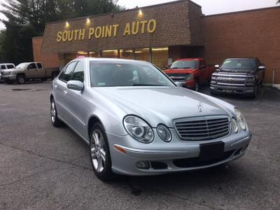 Used 2006 Mercedes-Benz E 350 4MATIC