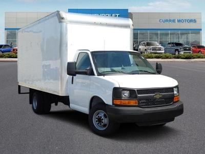 New 2015 Chevrolet Express 3500 Rockport Boxtruck