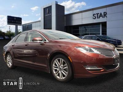 Used 2015 Lincoln MKZ Base