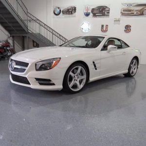 Used 2015 Mercedes-Benz SL550